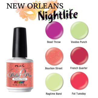 NEW ORLEANS NIGHTLIFE COLLECTION